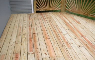 custom deck builder in Normal IL